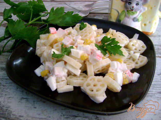 ходе бракоразводного салат морская фантазия рецепт с фото вдоль дороги