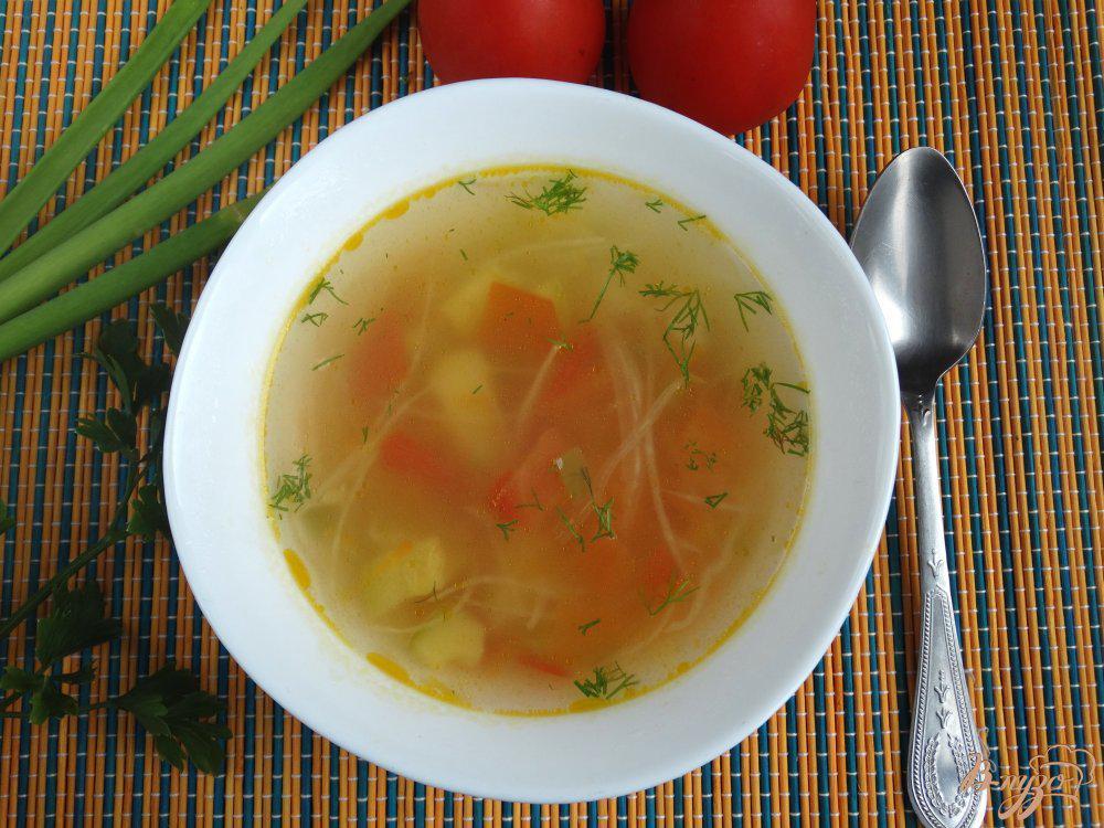 Простые Овощные Супы Для Похудения.