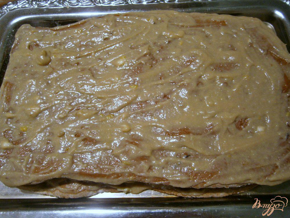дома шоколадный медовик дамский каприз рецепт с фото пошаговыми