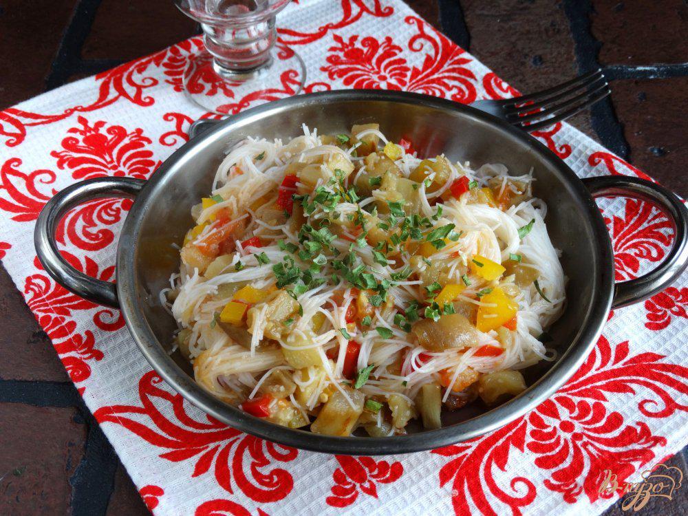надо рисовая лапша рецепты с овощами фото дом они