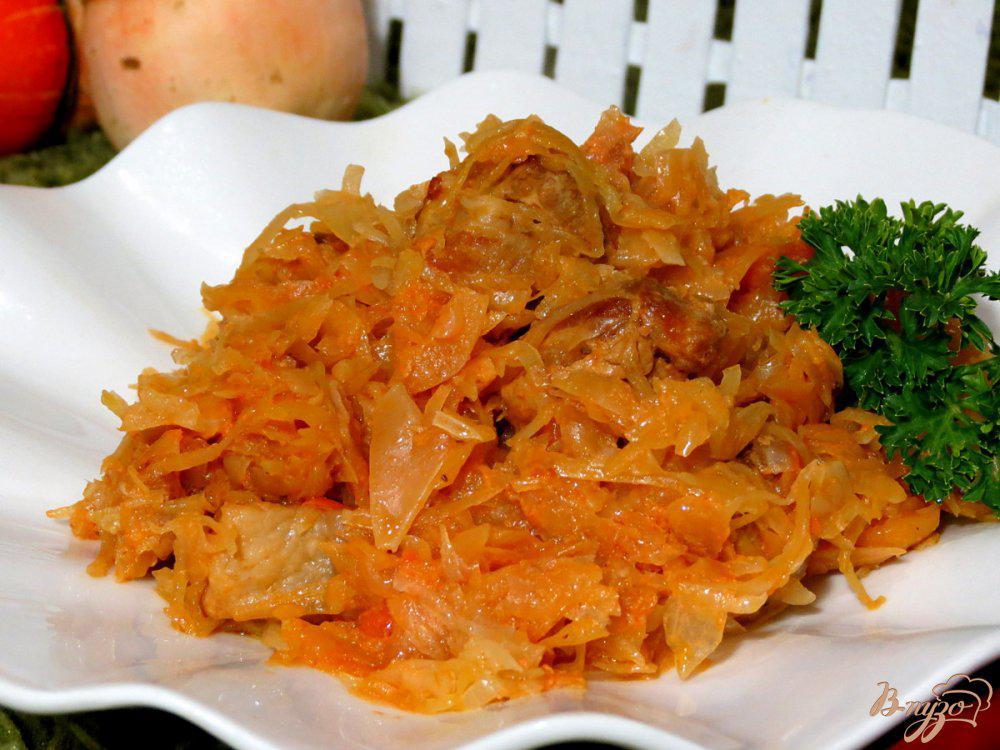 мордовская кухня рецепты капуста тушеная