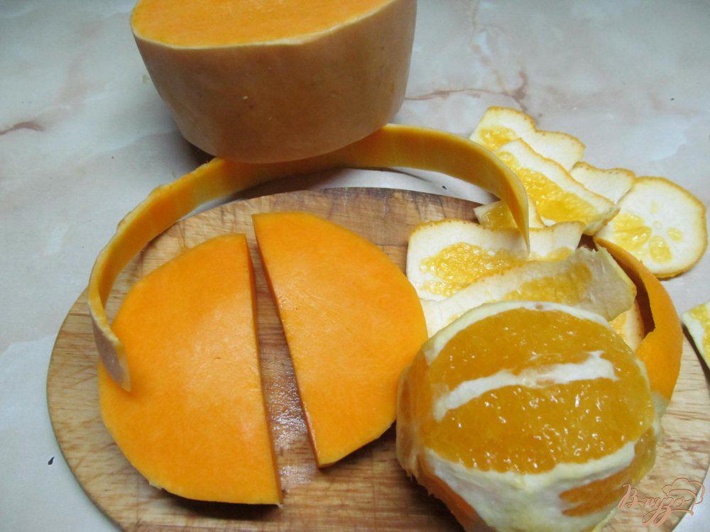 Тыква с апельсином рецепт для похудения