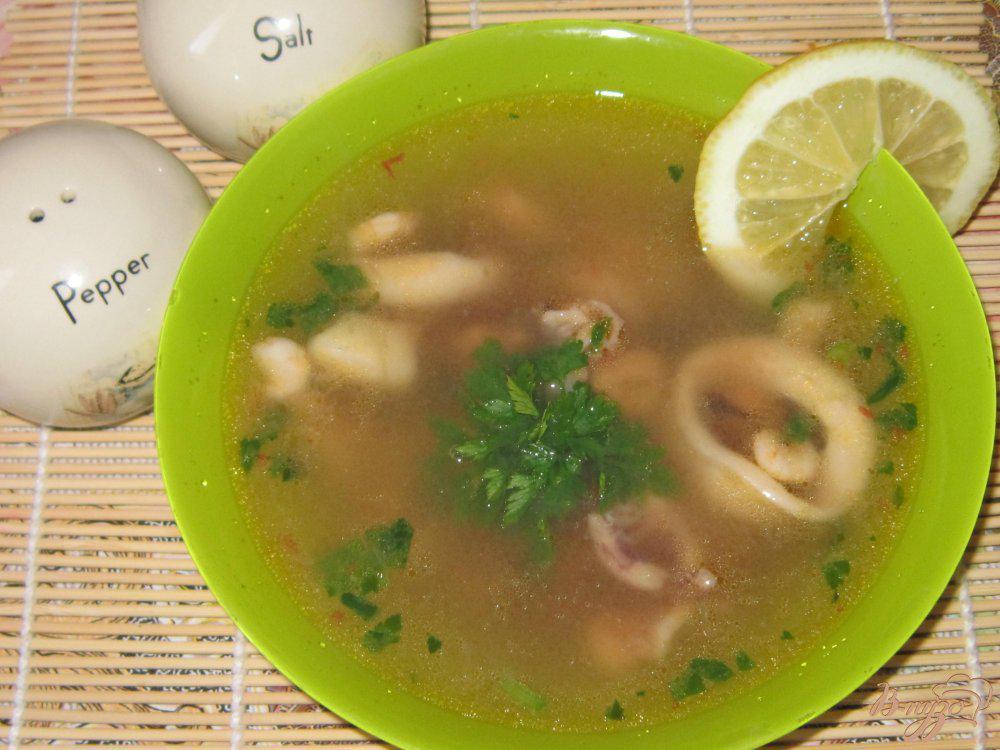 суп из морского коктейля рецепт с фото появлением онлайн оценки