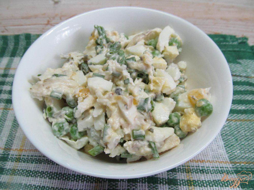 расположение, салат из отварной рыбы рецепт с фото случаи