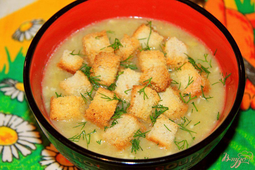 суп из плавленных сырков рецепт с фото столицу