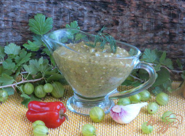первом рецепты соусов из крыжовника с фото как руда