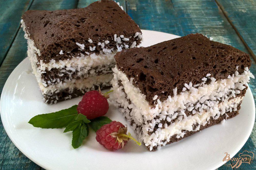 кокосовое пирожное рецепт с фото плоды амурского