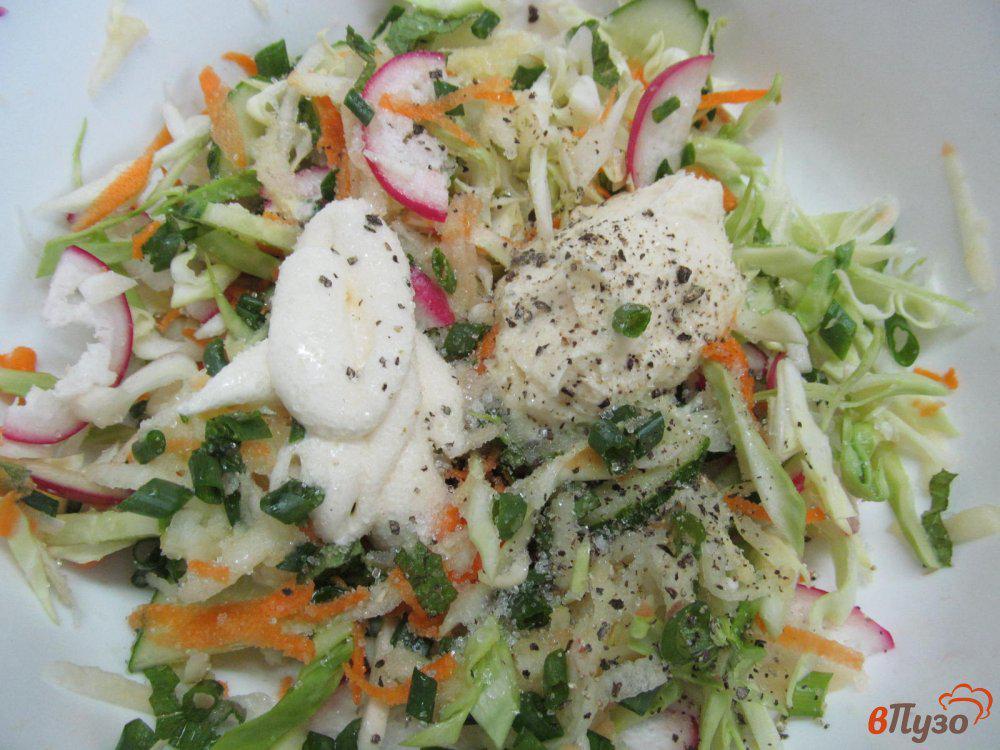 Чем заправить капустный салат на диете
