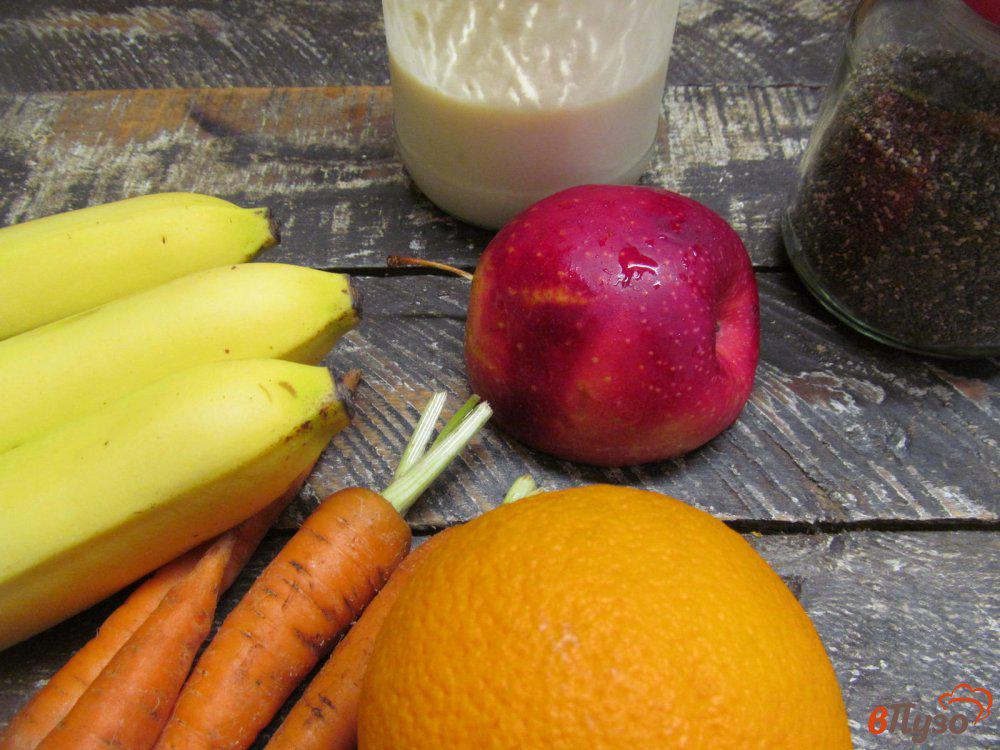 Морковно Банановая Диета.