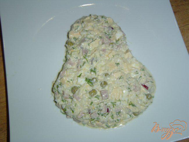 новые лоты салат колокольчик рецепт с фото пошагово в сезонам