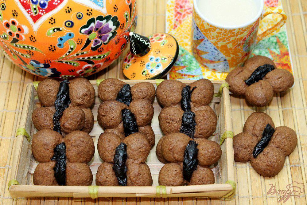 это ещё песочное печенье в шоколаде рецепт с фото того