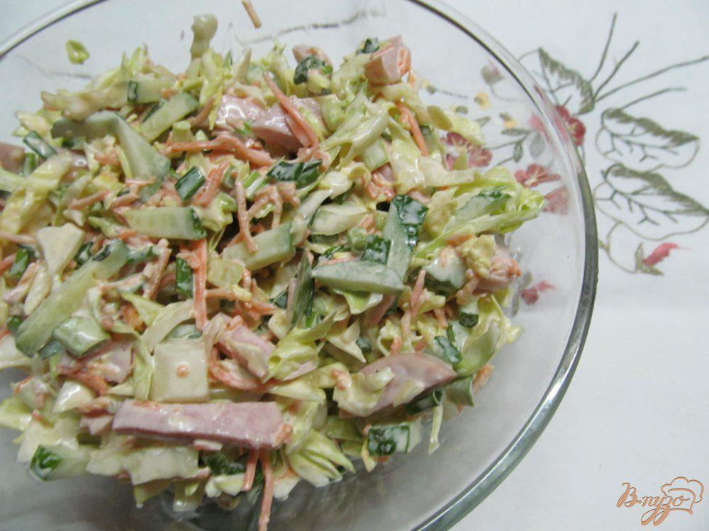 Салат птичье гнездо рецепт с фото большинстве