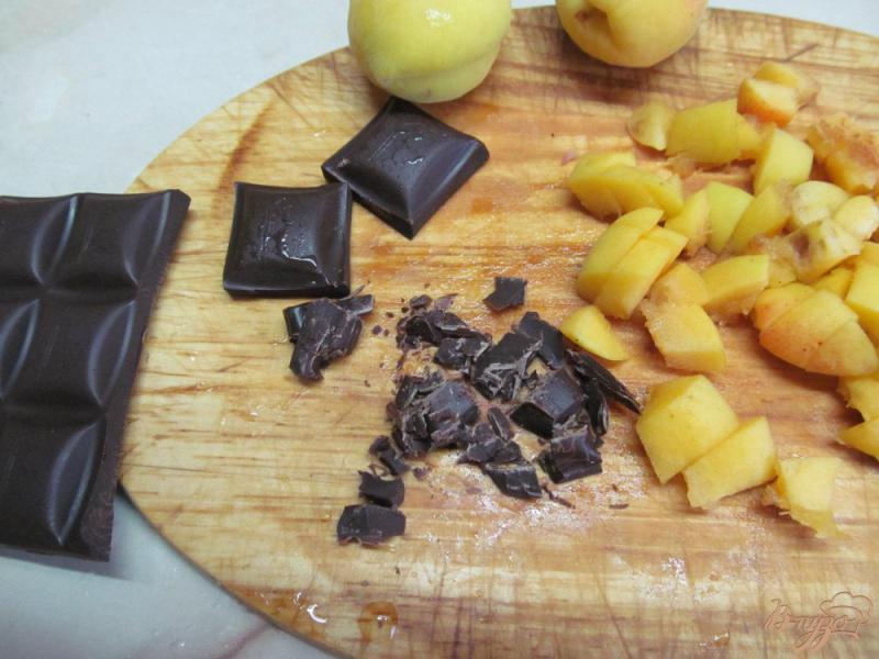 Фото приготовление рецепта: Трубочки из лаваша с творожной начинкой шаг №6