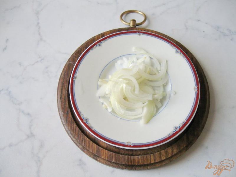 Фото приготовление рецепта: Помидоры в медово - соевом маринаде с чесноком и горчицей шаг №2