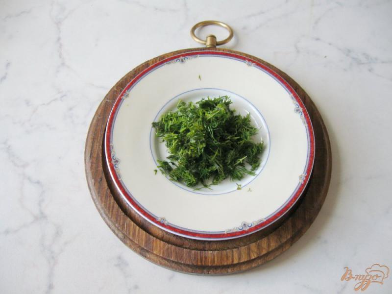 Фото приготовление рецепта: Помидоры в медово - соевом маринаде с чесноком и горчицей шаг №4