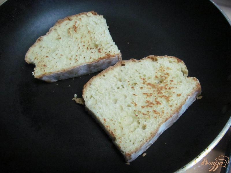 Фото приготовление рецепта: Бабагануш - намазка из баклажанов на завтрак шаг №5