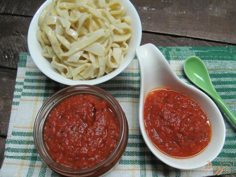 Фото приготовление рецепта: Соус «Маринара» шаг №8