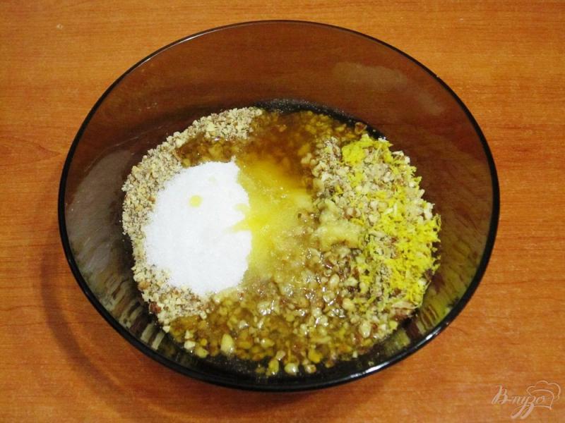 Фото приготовление рецепта: Болгарский сладкий пирог «Баница» шаг №4