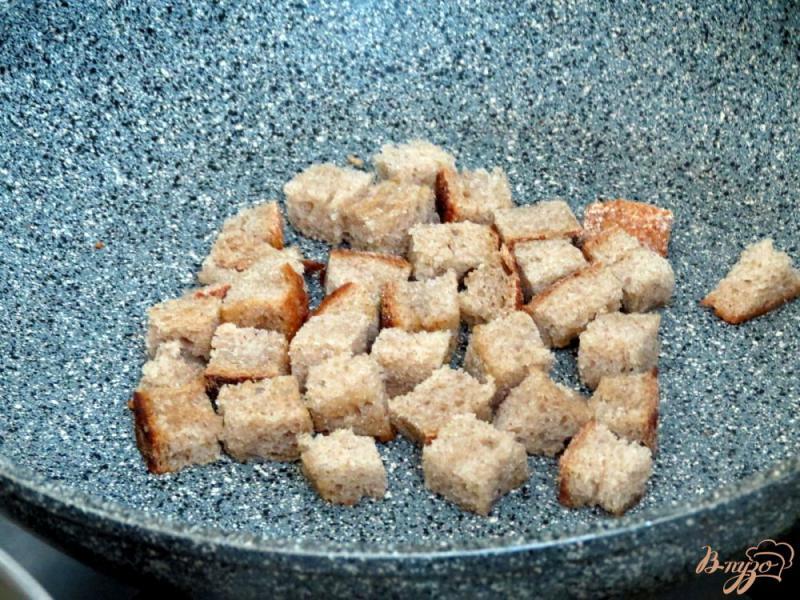 Фото приготовление рецепта: Венгерский чесночный суп шаг №10