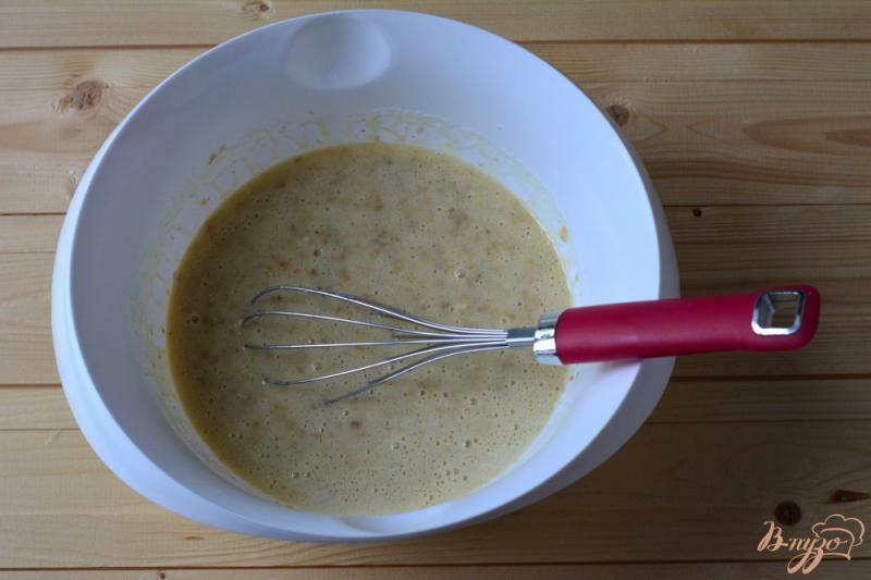 Фото приготовление рецепта: Кексы на сливках шаг №3