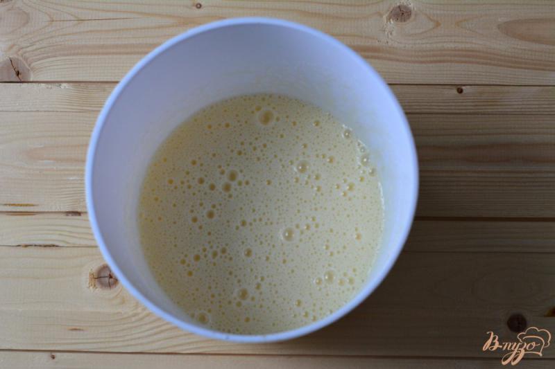 Фото приготовление рецепта: Кексы на сливках шаг №2