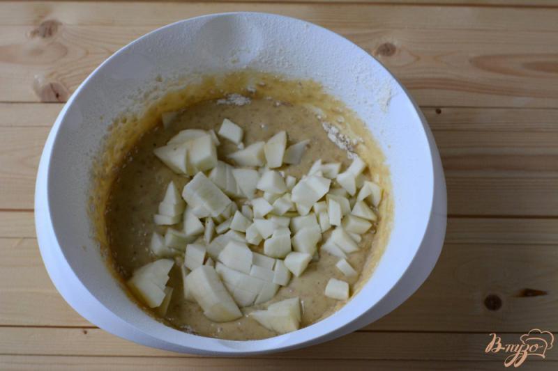 Фото приготовление рецепта: Кексы на сливках шаг №5