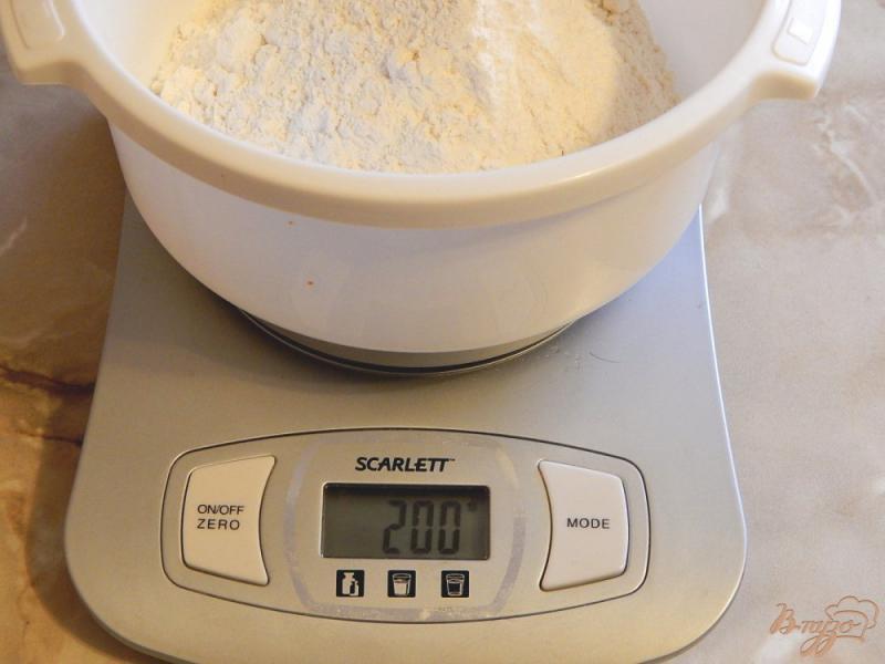 Фото приготовление рецепта: Лапша в домашних условиях шаг №3