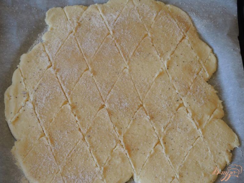 Фото приготовление рецепта: Печенье Земелах шаг №6