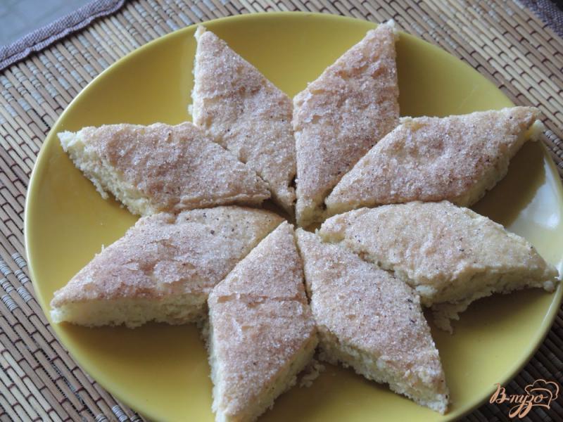 Фото приготовление рецепта: Печенье Земелах шаг №7