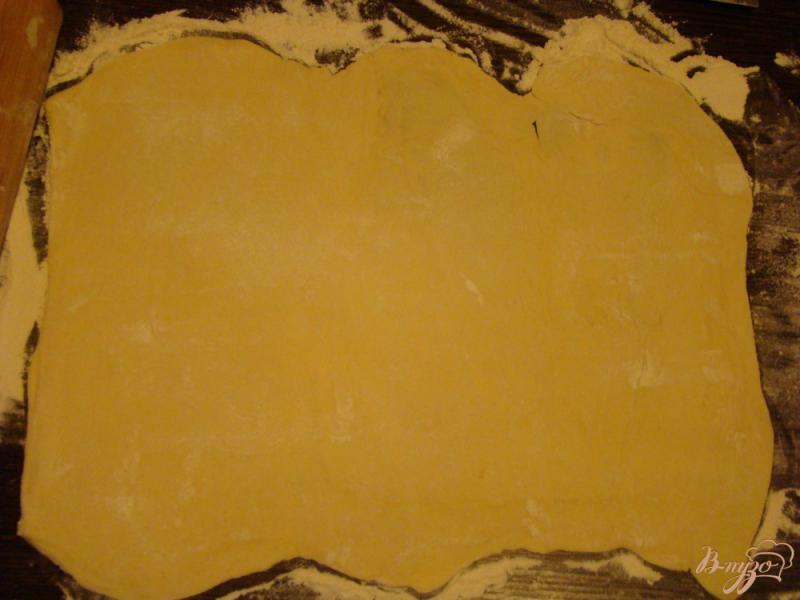 Фото приготовление рецепта: Французские булочки шаг №4