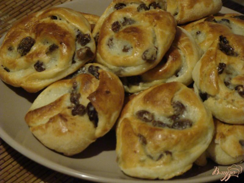 Фото приготовление рецепта: Французские булочки шаг №8