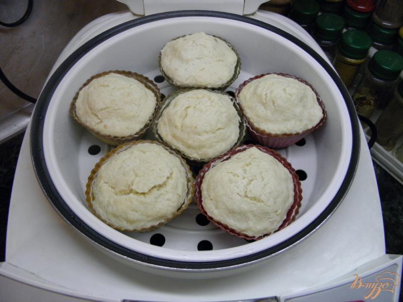 Фото приготовление рецепта: Суфле из индейки шаг №5