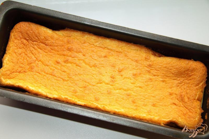Фото приготовление рецепта: « Умный» трехслойный пирог шаг №9