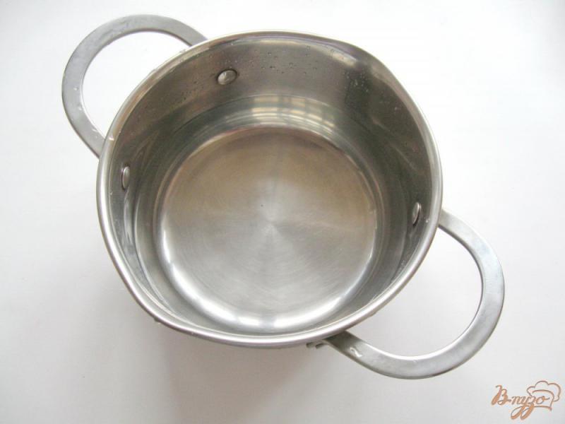 Фото приготовление рецепта: Молочный суп с макаронами «рожки» шаг №1