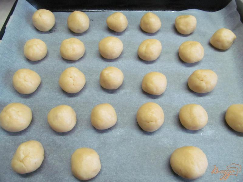 Фото приготовление рецепта: Торт «Вулкан» шаг №5