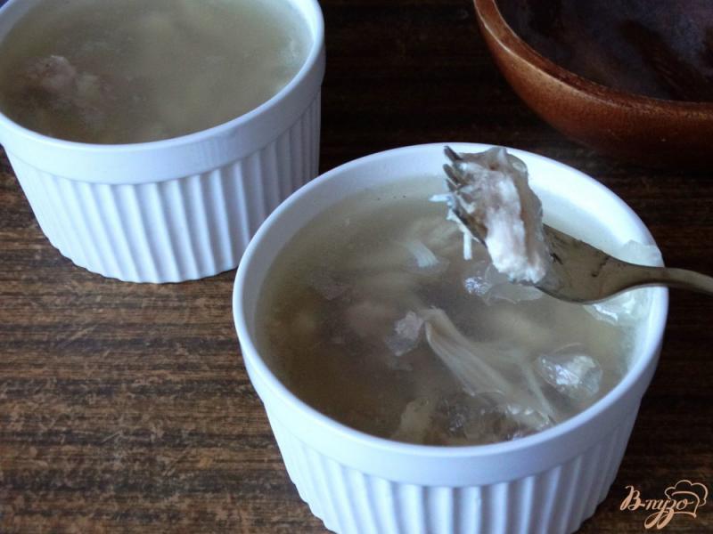 Фото приготовление рецепта: Холодец диетический шаг №6