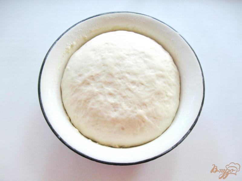 Фото приготовление рецепта: Пирожки с картофелем и ливером шаг №5