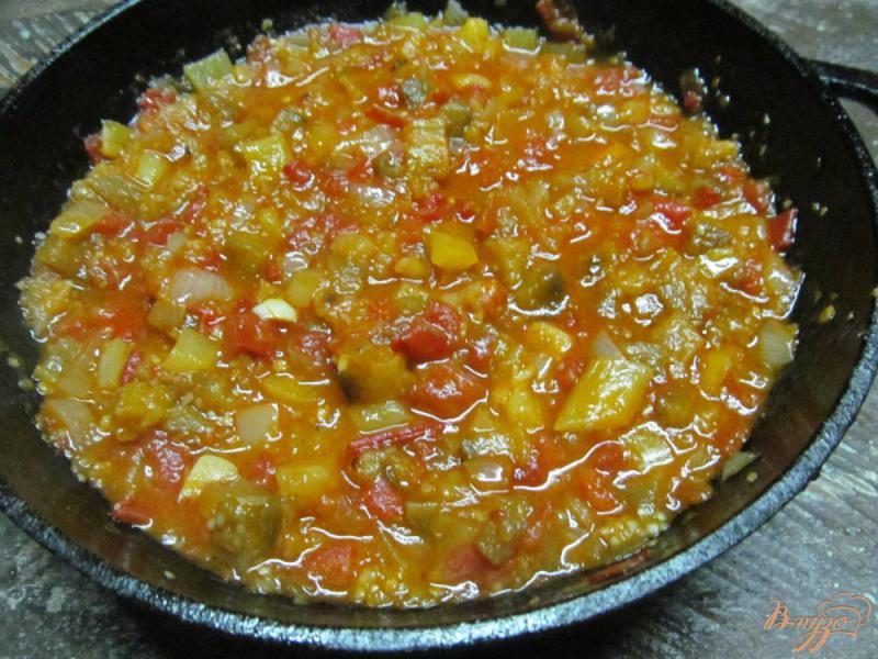 Овощная икра с баклажанами и яблоком - рецепт пошаговый с фото
