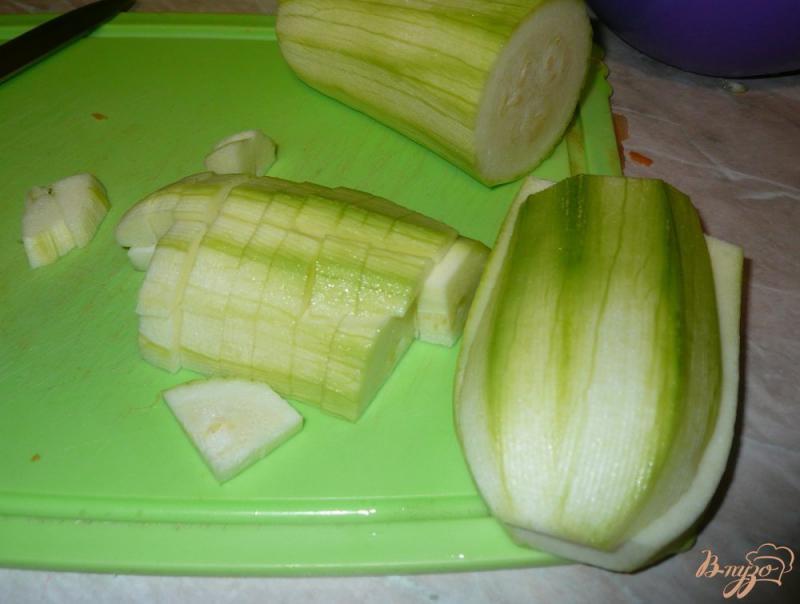 Фото приготовление рецепта: Соте из овощей, заготовка на зиму шаг №4
