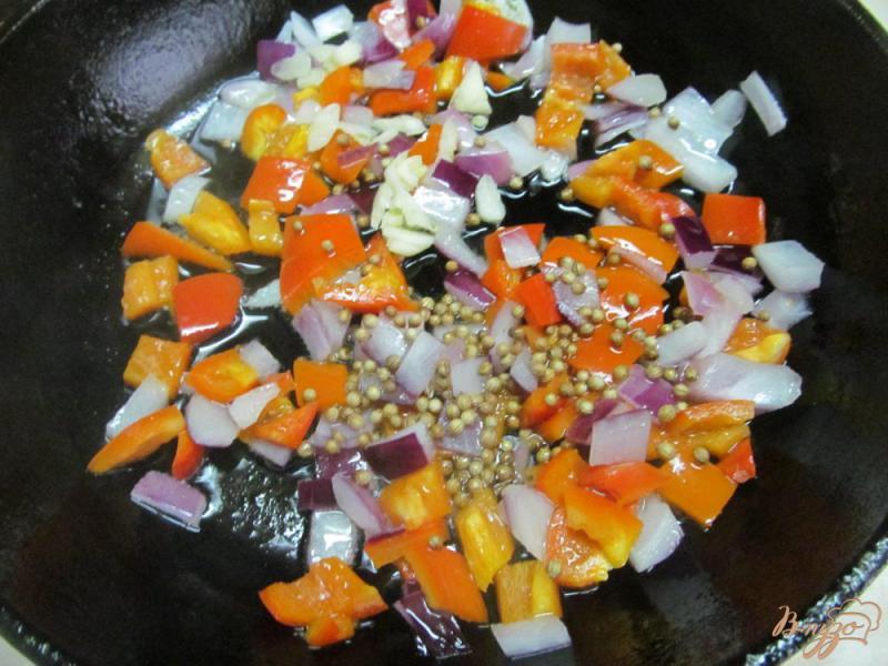 Фото приготовление рецепта: Овощное рагу диетическое шаг №3