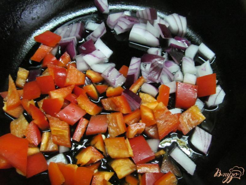 Фото приготовление рецепта: Овощное рагу диетическое шаг №2