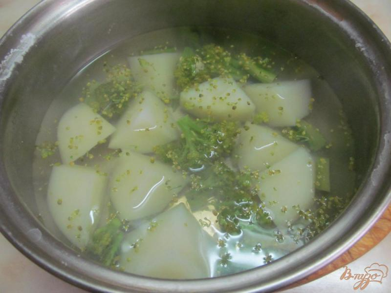 Фото приготовление рецепта: Овощное рагу диетическое шаг №1