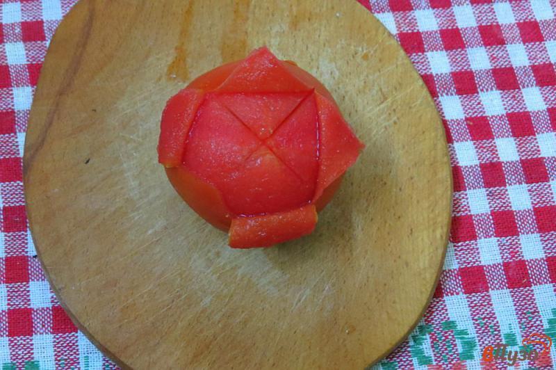 Фото приготовление рецепта: Свиные рёбра с овощами (на сковороде) шаг №6