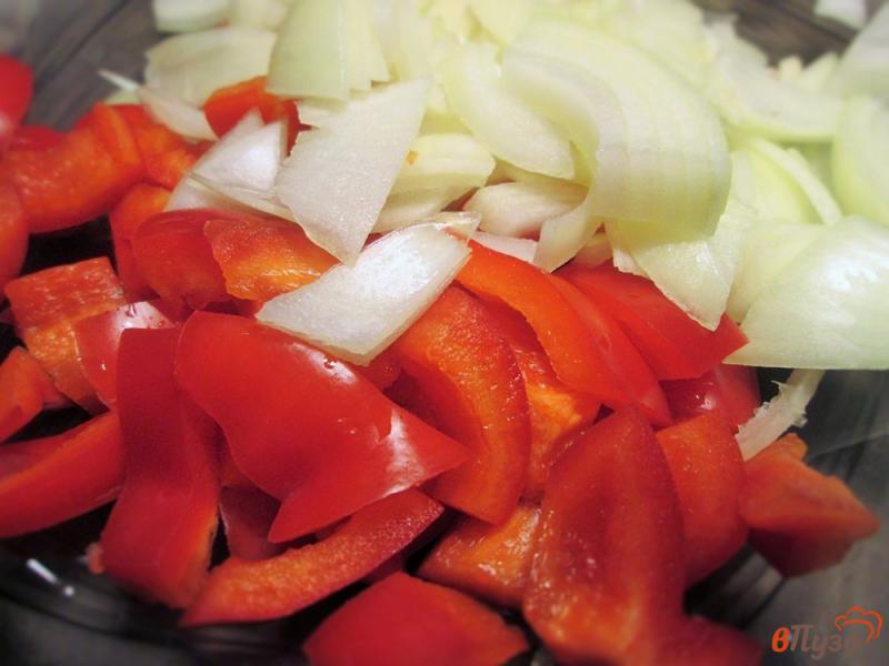 Фото приготовление рецепта: Горячий огуречный суп-поре шаг №1