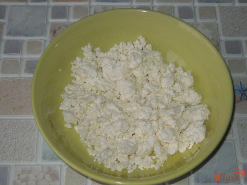 Фото приготовление рецепта: Вафельный торт с творожным кремом шаг №1