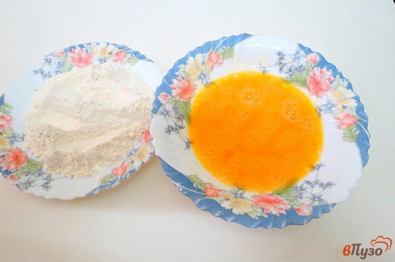 Фото приготовление рецепта: Суп затируха с белыми грибами шаг №6