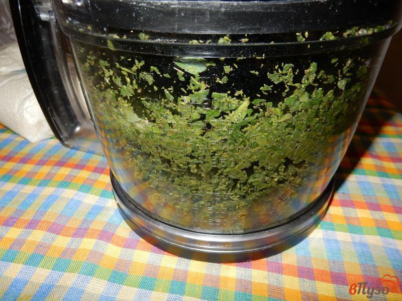Фото приготовление рецепта: Варенье из мяты шаг №2