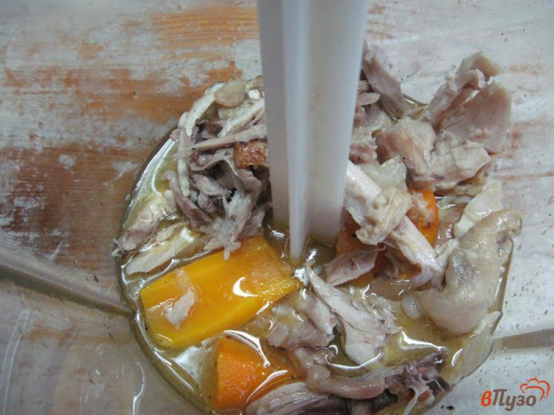 Фото приготовление рецепта: Рийет из курицы шаг №6