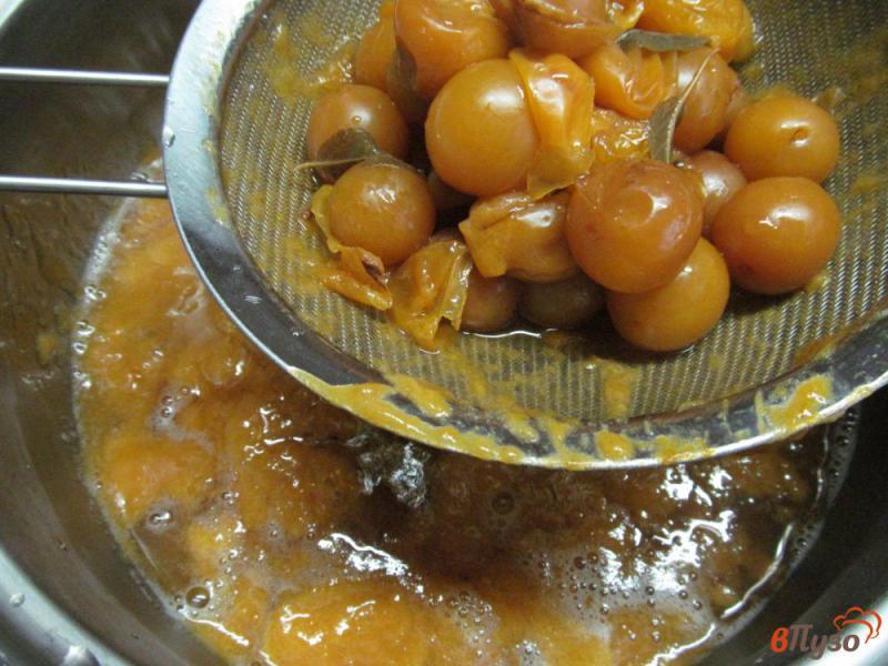 Фото приготовление рецепта: Варенье - пюре из алычи с бананом шаг №2
