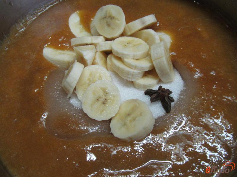 Фото приготовление рецепта: Варенье - пюре из алычи с бананом шаг №4